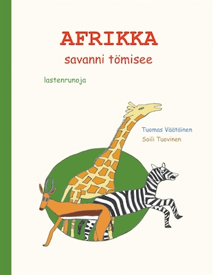 Afrikka - savanni tömisee