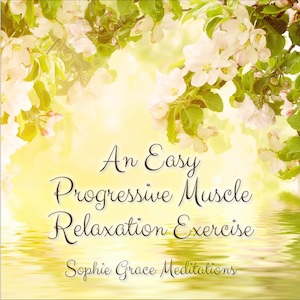 An easy progressive muscle relaxation exercise
