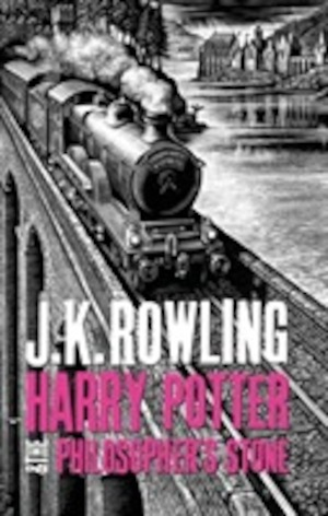 Harry Potter and the philosopher's stone / J.K. Rowling.